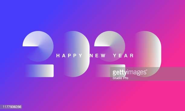 あなたのクリスマスのためのハッピーニューイヤー2020の背景 - 2020年点のイラスト素材/クリップアート素材/マンガ素材/アイコン素材