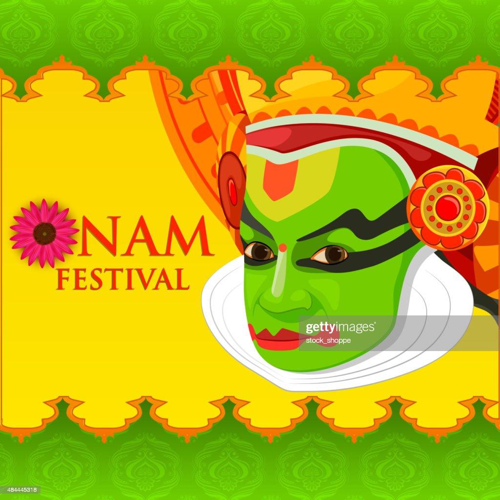 Happy Onam Festival