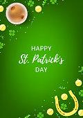 Happy Saint Patrick's Day Flyer