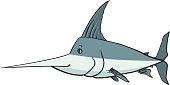 Happy Swordfish