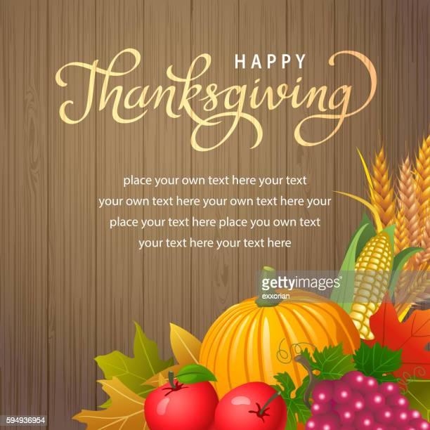 Happy Thanksgiving Celebration