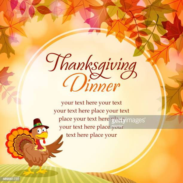 happy thanksgiving day - pilgrim stock illustrations, clip art, cartoons, & icons