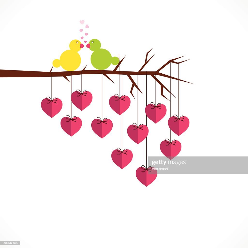happy valentine day greeting design