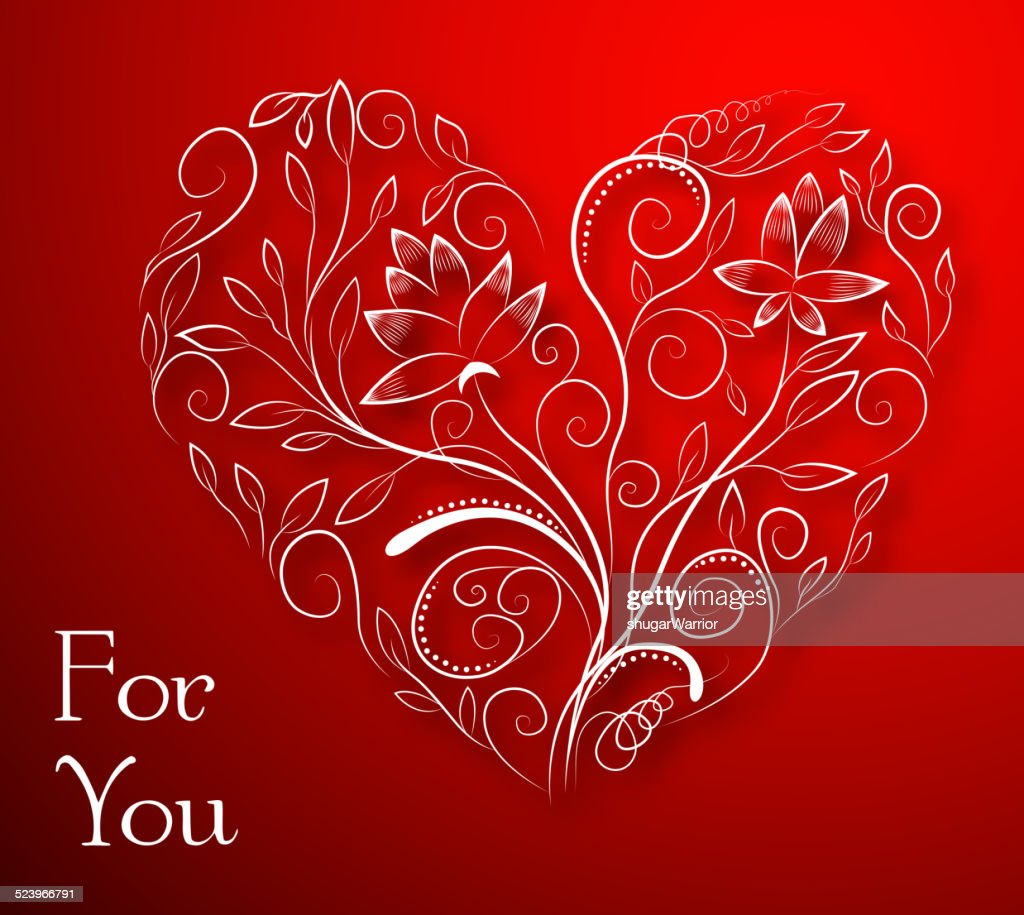 happy valentine's day background cards concepts. Vector illustration design