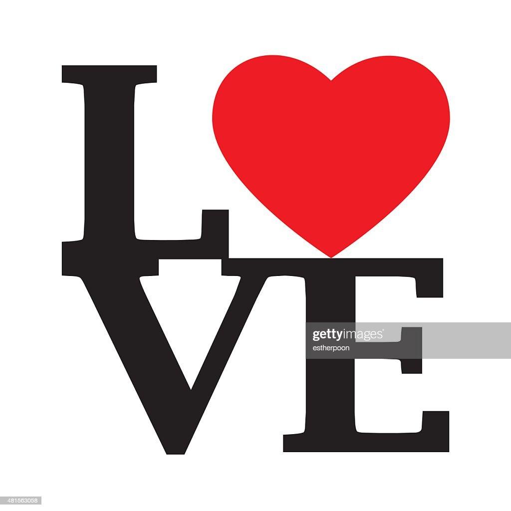 LOVE Happy Valentines Day