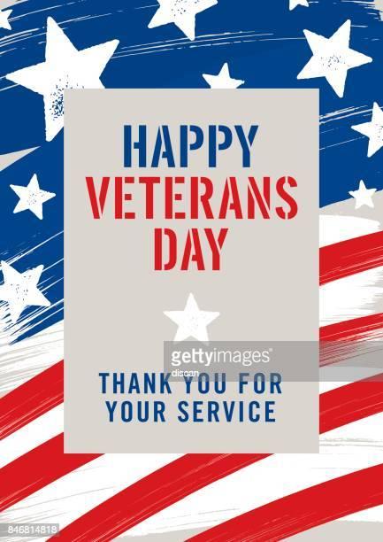 ilustraciones, imágenes clip art, dibujos animados e iconos de stock de feliz día de los veteranos fondo - us military