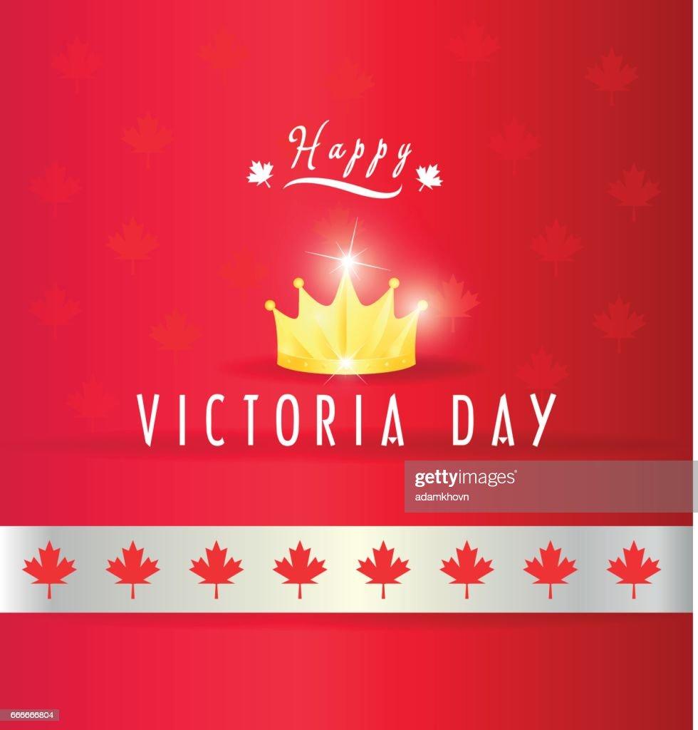 happy victoria day