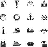 harbor web icons