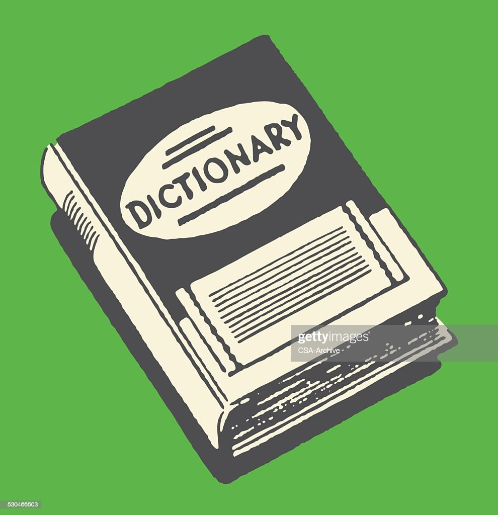 Hardcover Dictionary