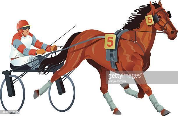 60 Top Animal Harness Stock Illustrations, Clip art, Cartoons ...