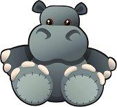Harry The Hippo