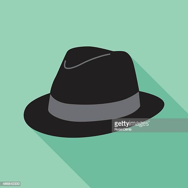 hat icon - hat stock illustrations