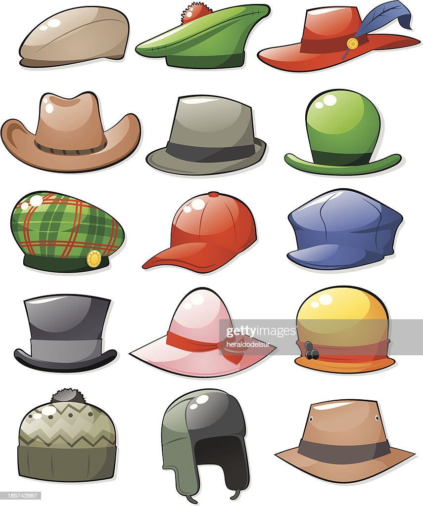 baker boy cap stock illustrations and cartoons getty images rh gettyimages com cartoon hats off cartoon hats pictures
