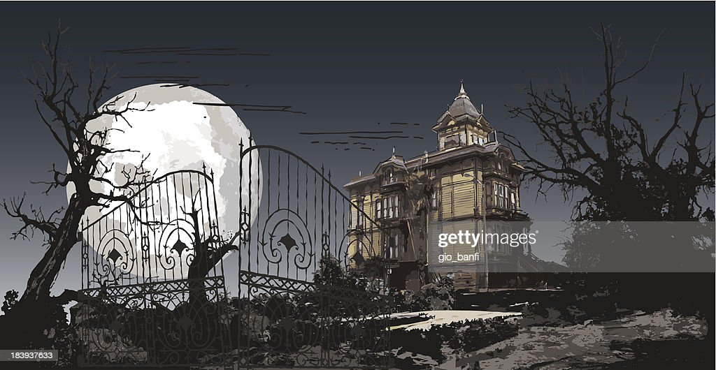 haunting manor