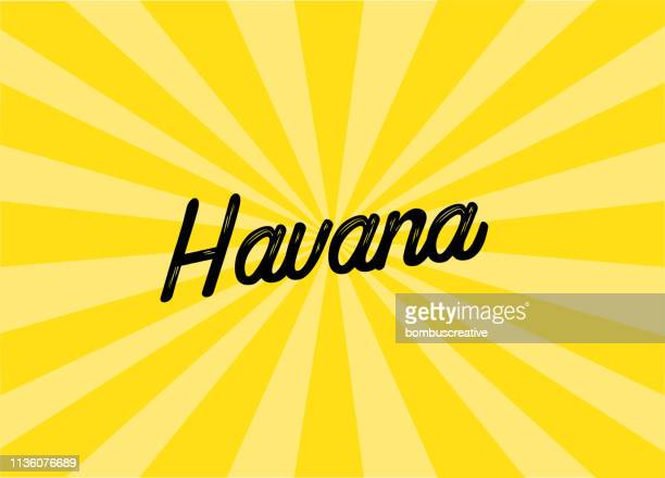 ハバナレタリングデザイン - ハバナ点のイラスト素材/クリップアート素材/マンガ素材/アイコン素材