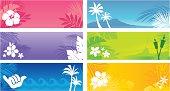Hawaiian Banners