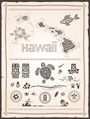 Hawaiian Design Elements