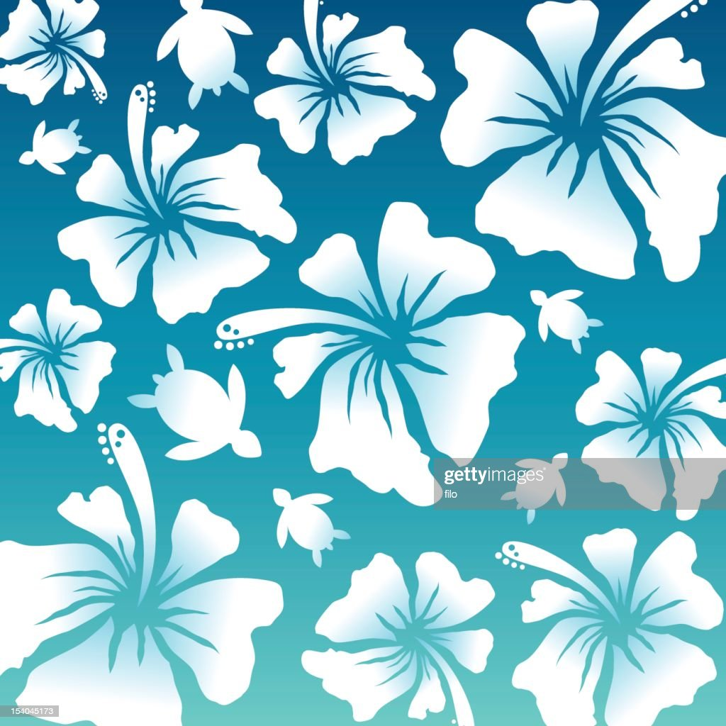 Hawaiian Pattern High Res Vector Graphic Getty Images