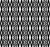 Hawaiian Seamless Kakau Pattern