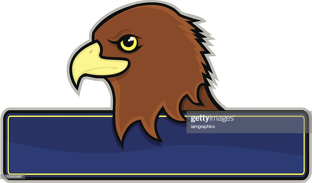 Hawk Sign : stock illustration