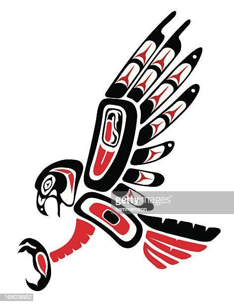 hawk - talon stock illustrations, clip art, cartoons, & icons