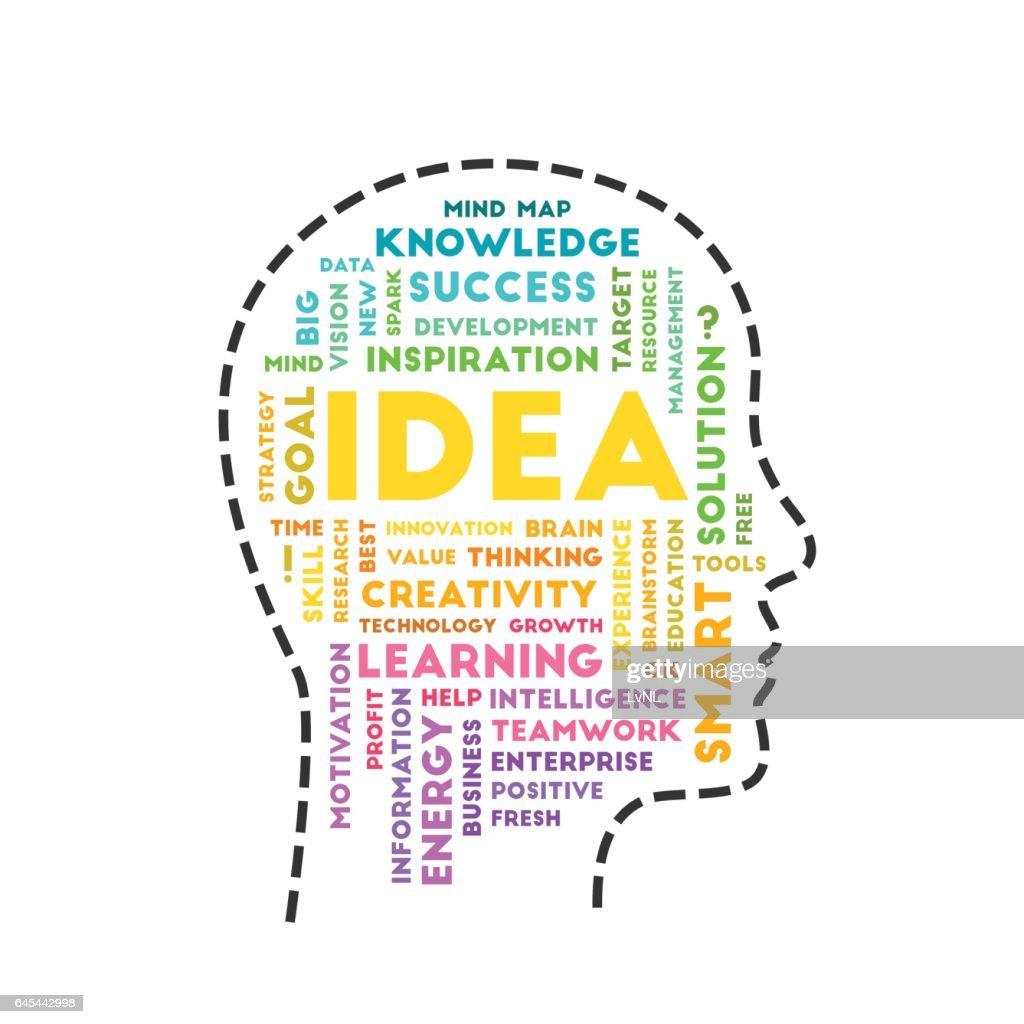 Head and idea