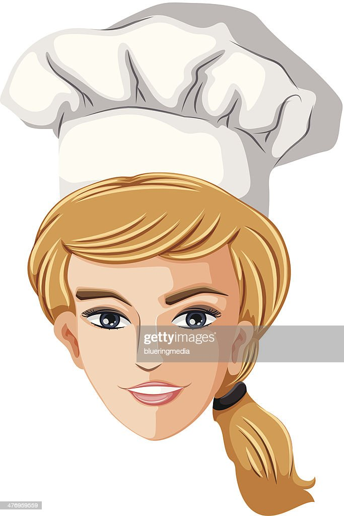 head of a chef