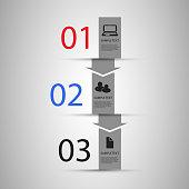 Header or Banner Design - Numbers