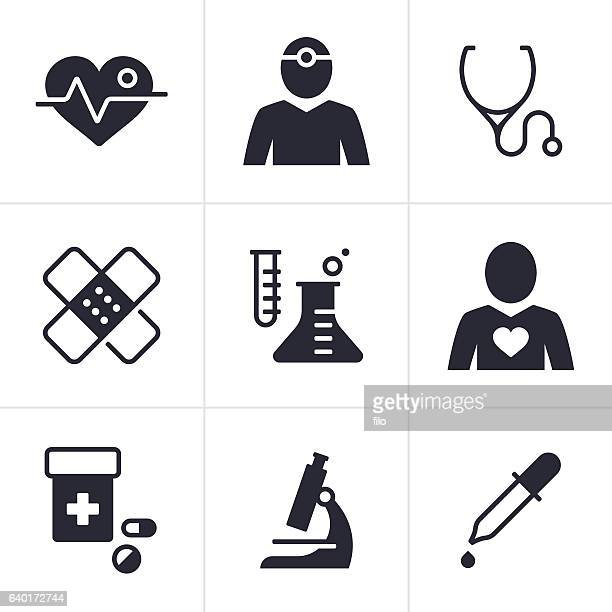 Health and Medical Symbols