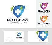 Health Care vector logo