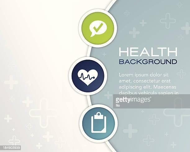 ilustrações, clipart, desenhos animados e ícones de opções de saúde fundo - formulário de pedido