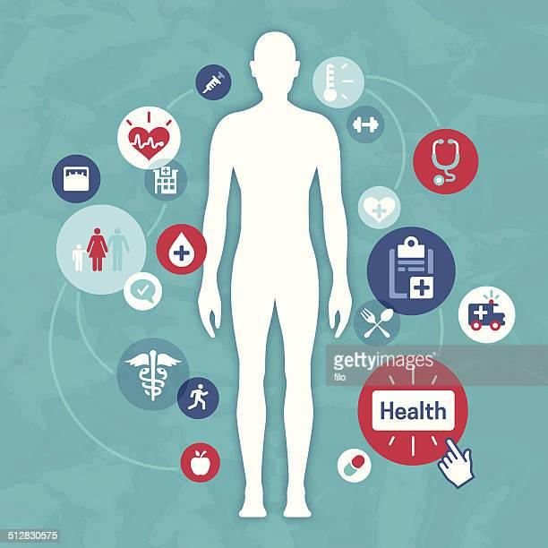 ilustrações de stock, clip art, desenhos animados e ícones de de saúde - sinal de emergência informação