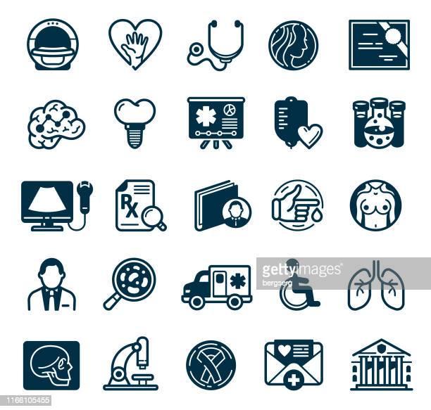 illustrations, cliparts, dessins animés et icônes de icônes de la santé et de la médecine - chirurgie esthetique