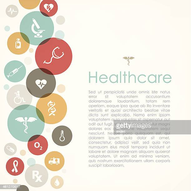 Healthcare copyspace