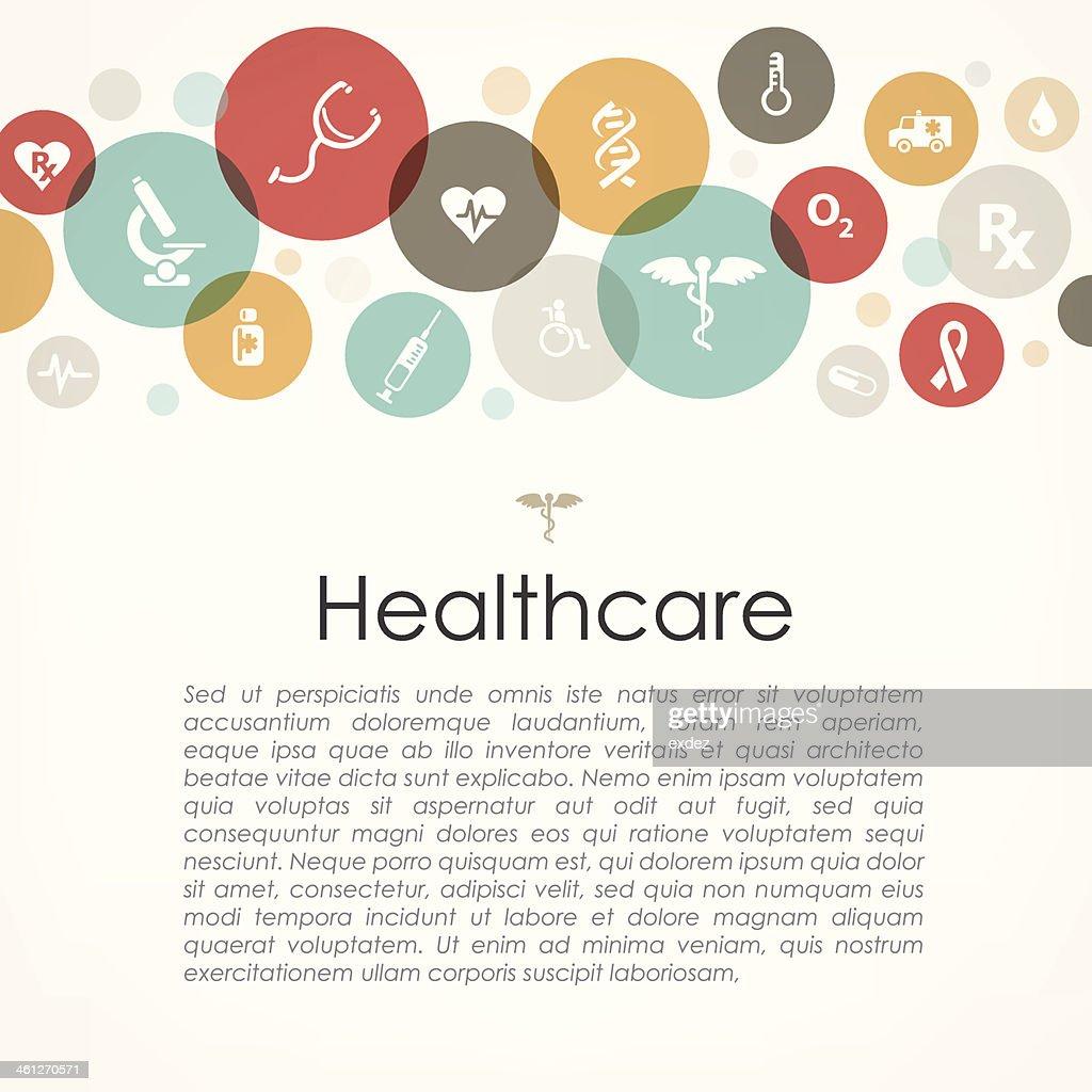 Healthcare copyspace
