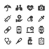 Healthcare Icons - Acme Series