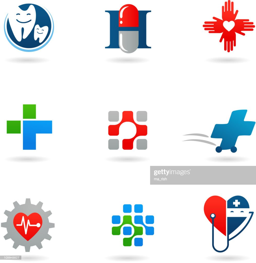 Health-care icons