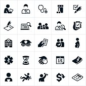 Healthcare Insurance Icons