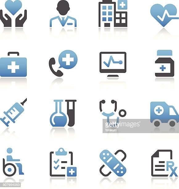 Healthcare & Medicine Icons
