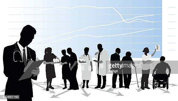 healthcare practitioner - physical therapy stock illustrations, clip art, cartoons, & icons