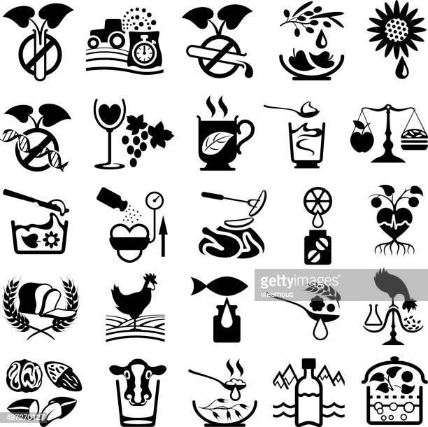 Healthy Eating Symbols