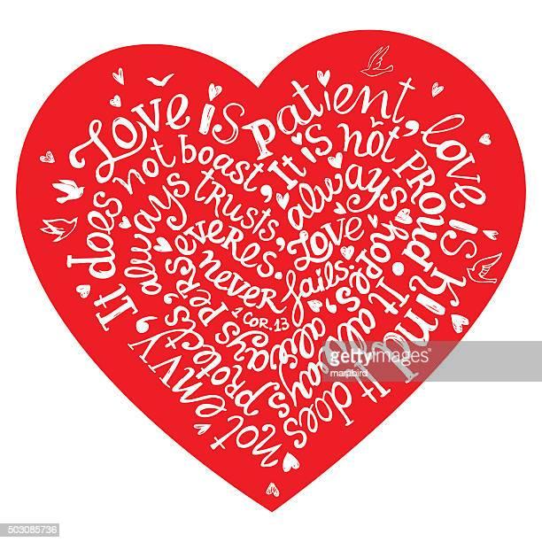 ilustraciones, imágenes clip art, dibujos animados e iconos de stock de corazón y amor - carta de amor