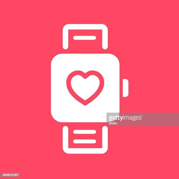 heart beat on Smart Watch