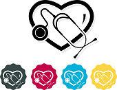 Heart Care - Illustration