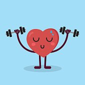 heart character fitness