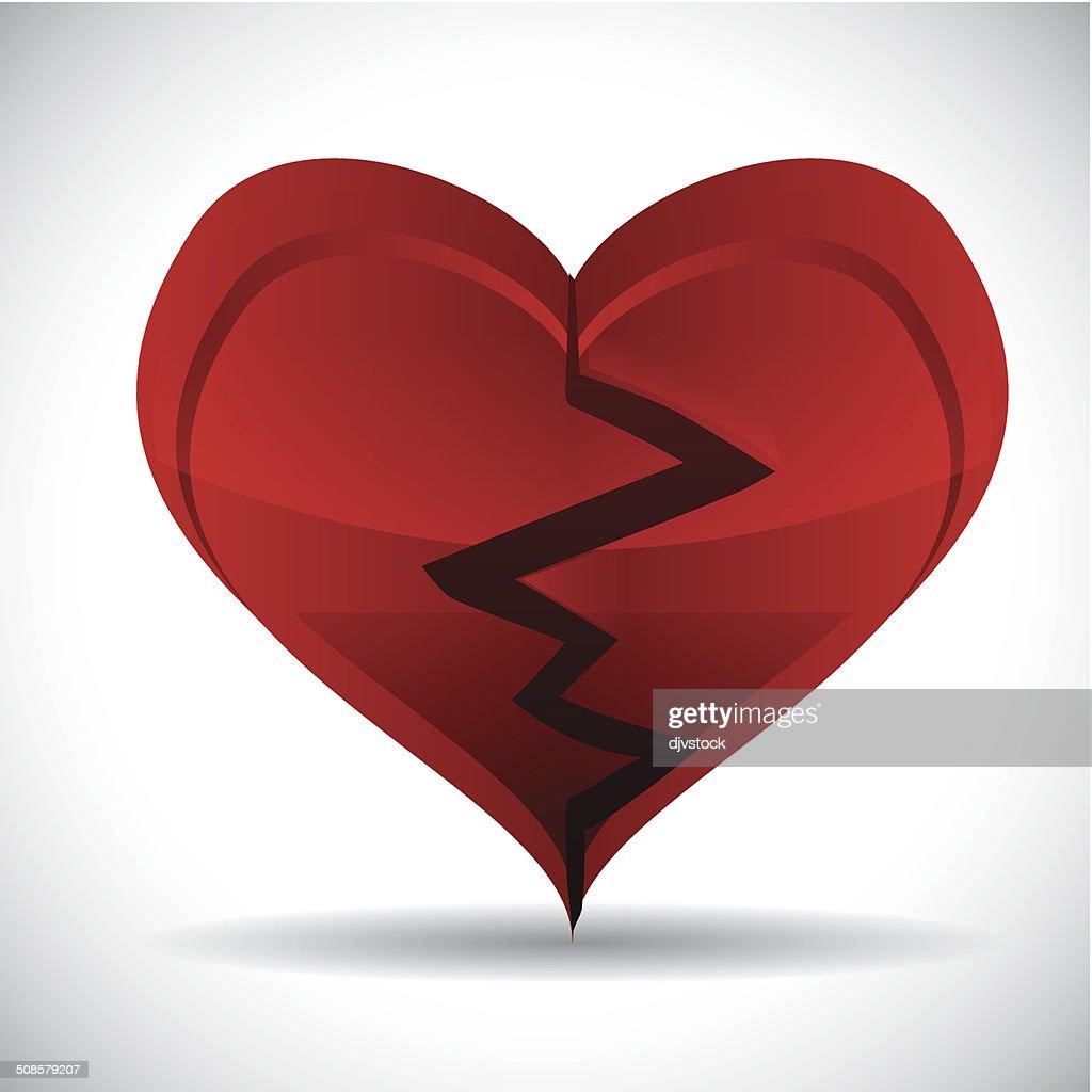 Heart design : Vectorkunst