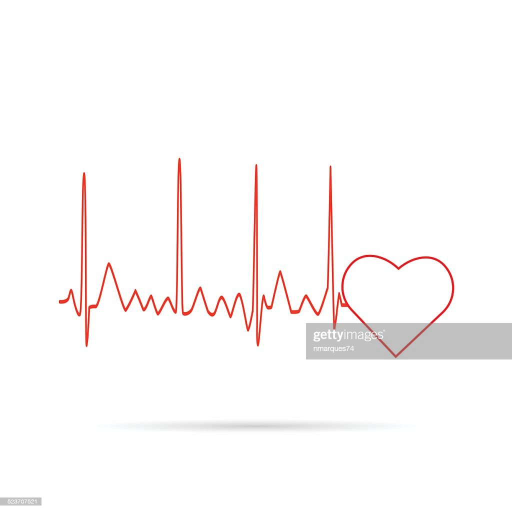 Heart Monitor Wave