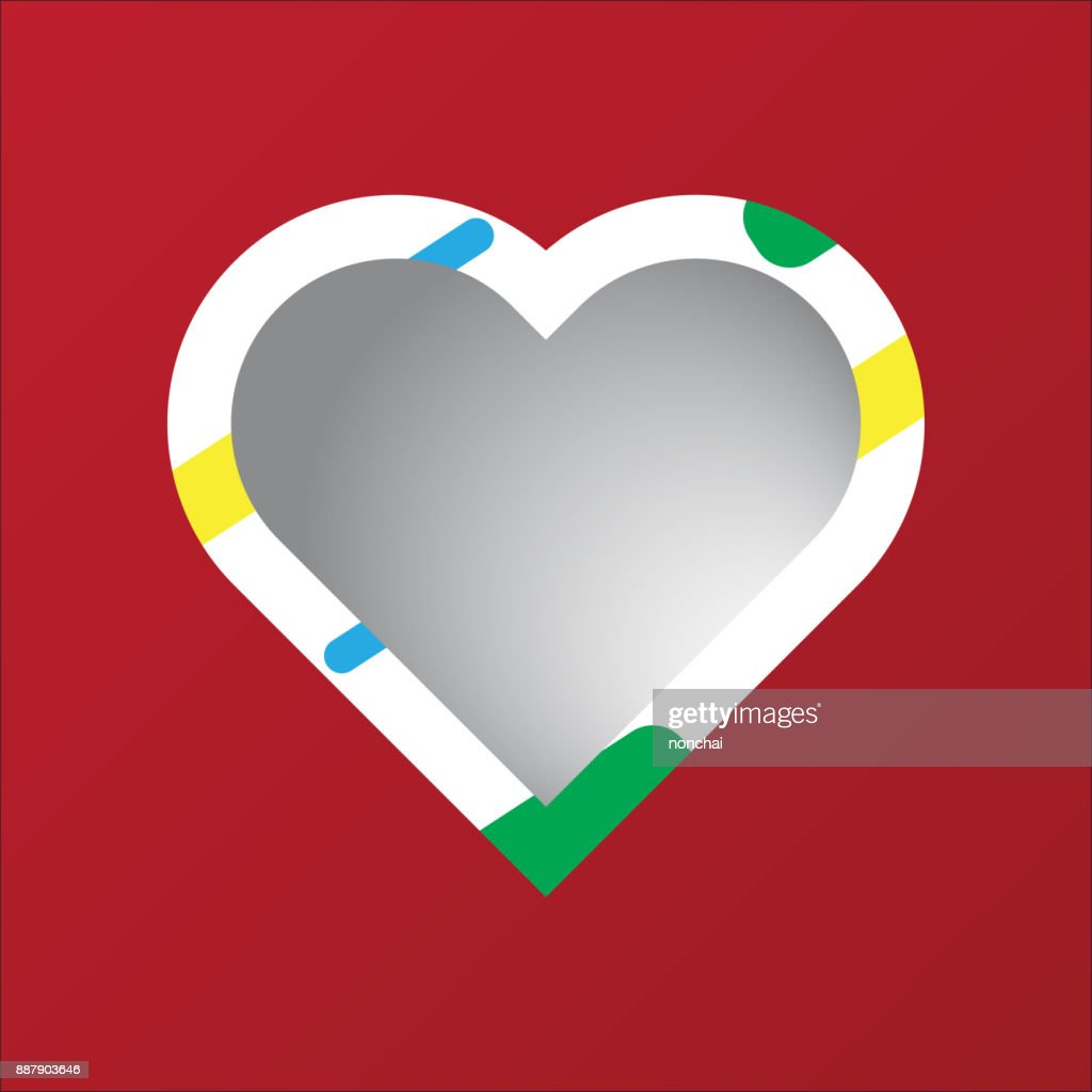 Heart Sign Symbol Background Wallpaper For Valentine Love Sweet