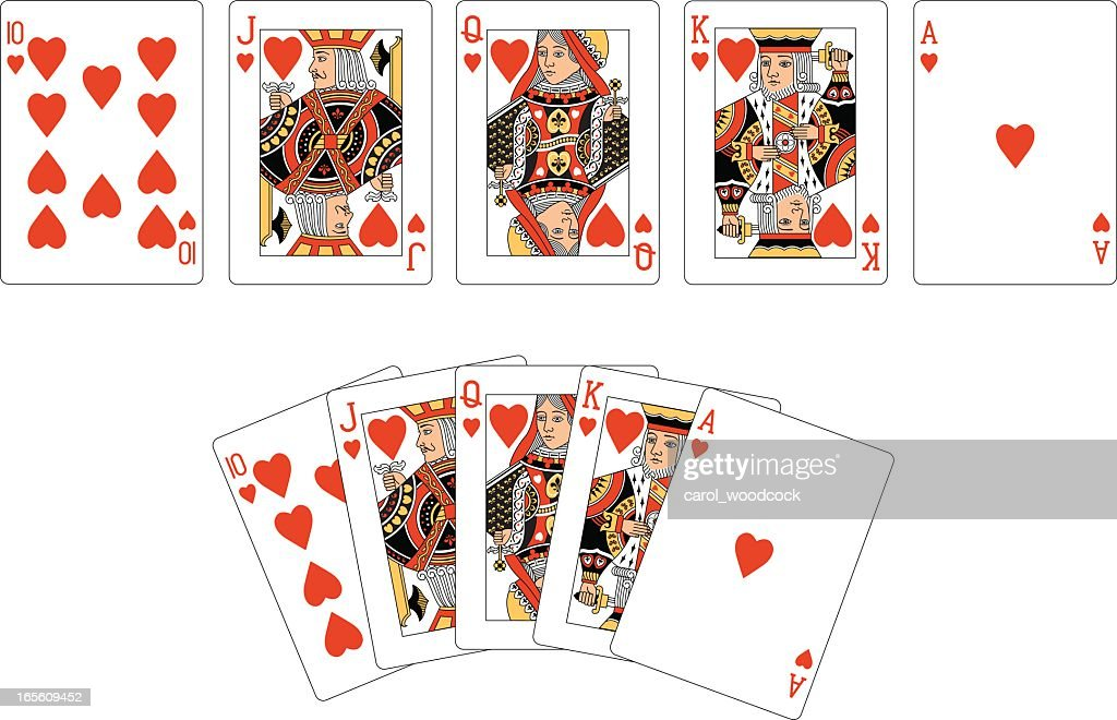 picture relating to Printable Playing Card Stock identified as Joker Card Top quality Inventory Examples - Getty Pictures