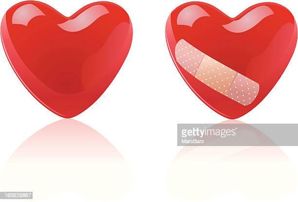 Herzerkrankung Vektorgrafiken und Illustrationen | Getty Images